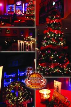 Havana Christmas Set-Up